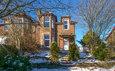 Garthland, 12 Dollerie Terrace, Crieff PH7 3ED