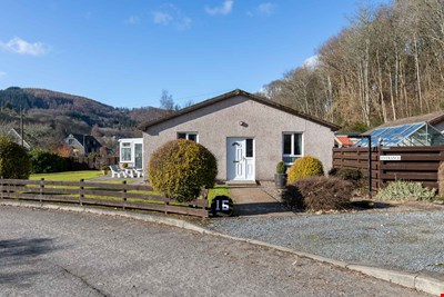 16 Tummel Crescent, Pitlochry PH16 5DF