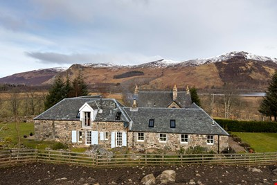 East Tempar Steading, Kinloch Rannoch PH16 5QE
