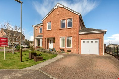 4 Seggieden Close, Inchture PH14 9AD