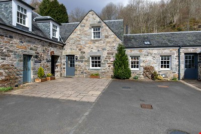 The Salmon House, Fortingall, By Aberfeldy PH15 2LT