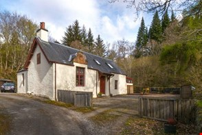 The Old Library, Keltneyburn, Aberfeldy PH15 2LF