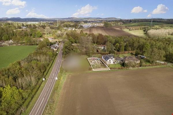 Development Plot Lochty Almondbank