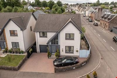 2 Darnley Hill, Auchterarder PH3 1QT