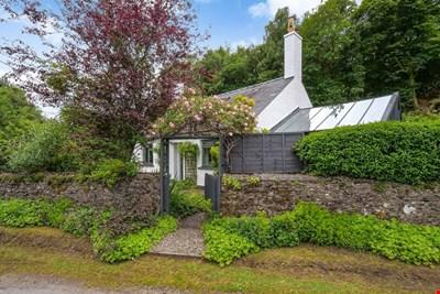 Ross Bridge Cottage, The Ross, Comrie PH6 2JR