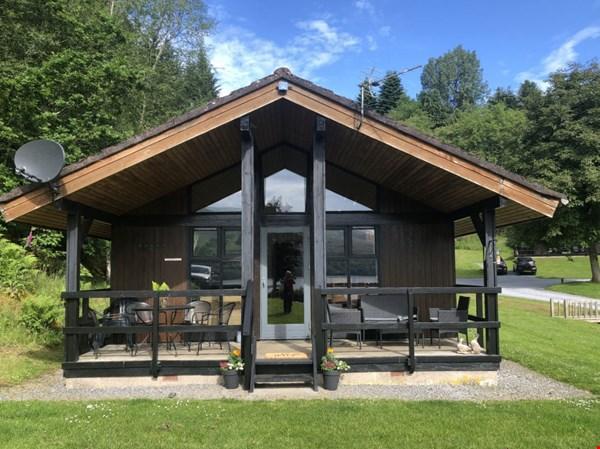 Firbush Loch Tay Highland Lodges  By Killin