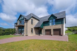 2 Kinnaird Braes , By Pitlochry , Perthshire PH16 5GY